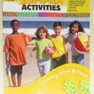 Daily Summer Activities grade 3-4 Even Moor EMC 1030 Reading Geography Math NEW