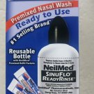 NeilMed SinuFlo Ready Rinse Premixed Nasal Wash Ready to Use Reusable bottle NE