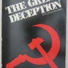 The Great Deception Dr. D. James Kennedy 1985 Coral Ridge Ministries book pb how