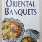 Oriental Banquets by Charmaine Solomon 0947334467 HC book cooking cook food NEW