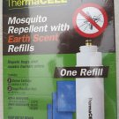 ThermaCELL Mosquito Repellent with Earth Scent Refills - One Refill Repels bugs