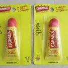 2 of CARMEX moisturizing lip balm Original 0.35 oz. ( 10 g ) external analgesic