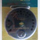 Crystal River Fly Reel CAHILL FLY Line size 8 9 10 WT Graphite Spool CR-0008A NE