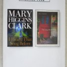 Select Editions LARGE TYPE Mary Higgins Clark The Long Walk Home  I heard That