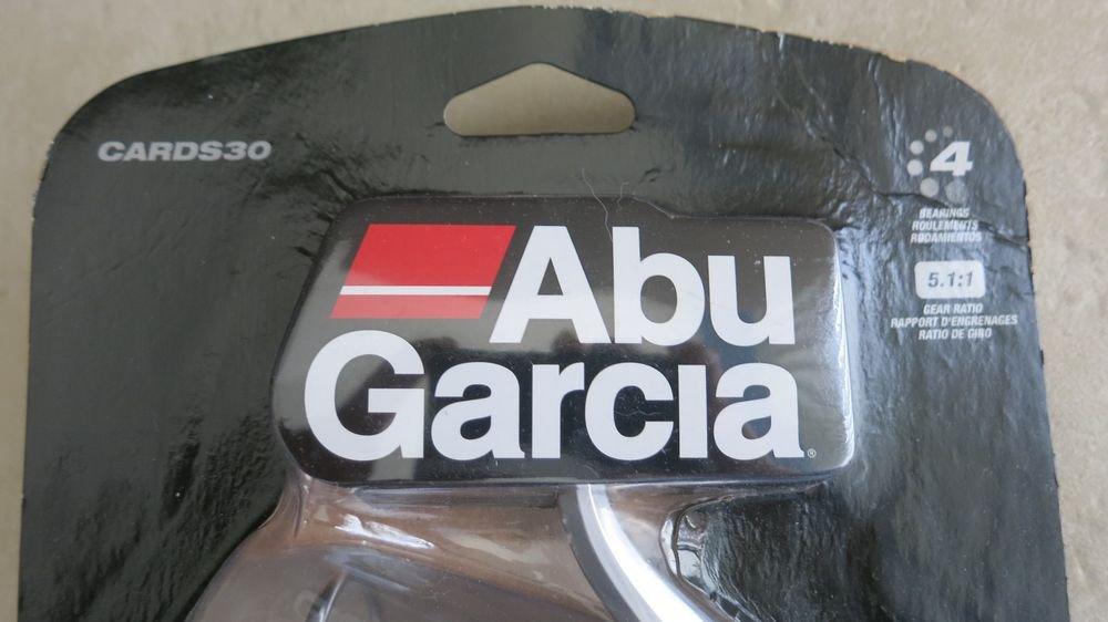 Abu Garcia Cardinal S 30 CARDS30 Spinning Reel Gear Ratio 5.1:1 fishing 4 Bearin