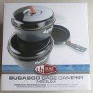GSI Outdoors Bugaboo base camper MEDIUM Camping Trainer frypan Pot cuting board