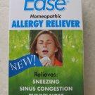 2 Nasal Ease Homeopathic allergy Reliever 0.18 oz , 200 Dozes relieves sneezing