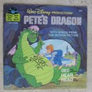 Walt Disney Productions Pete's Dragon with songs from the motion picture see hea