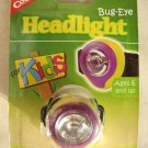 Coghlan's Headlight Bug-eye for kids no. 0237 LED with head strap easy bright NE