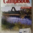 AAA Southeastern CampBook 2010 edition Alabama Florida Georgia Kentucky book NEW