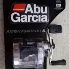 Abu Garcia AMBASSADEUR S fishing reel AMBS-5500 GEAR ratio 5.1:1 fish reels NEW