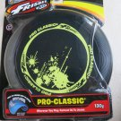 Frisbee disc 130g BLACK Pro Classic with U-FLEX easy to throw catch Outdoor toy