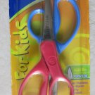 Westcott For Kids Pointed Tip Stainless Steel Blades kids scissors 2 ct. Red Bl