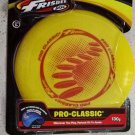 Frisbee disc 130g YELLOW Pro Classic with U-FLEX easy to throw catch Outdoor toy