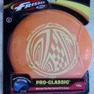 Frisbee disc 130g ORANGE Pro Classic with U-FLEX easy to throw catch Outdoor toy