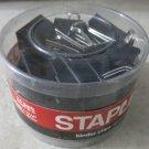 Staples Binder Clips MEDIUM 1 1/4 in. (32mm) 24 Pack Office Supplies clip Black