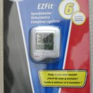 Bell EZFit Speedometer 6 functions Easy to use and intall battery included NEW b