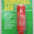 Coghlan's Emergency Survival Aid 5 In 1 Tool Signal Whistle 8634
