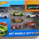 Hot Wheels Gift Pack - 9 cool cars Exclusive Decoration Collectible car X6999 NEW