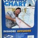 Florida Sportsman Fishing Chart Miami Hallandale to Ocean Reef C09MIA waterproof