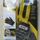 Lindy Fishing AC961 Fish Handling Puncture Resistant YELLOW Glove RH size M/S