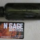N Gage Outfitters stainless Canteen camping drinking bottle container outdoor