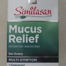Similasan Mucus Relief Expectorant Syrup 4 oz.  non-drownsy Exp:05/2016 cough
