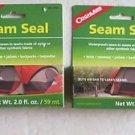 TWO PACKS of Coghlan's Seam Seal No. 8040 wt. 2.0 fl. oz. ( 59 mL ) waterproofs