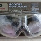 MOSSY OAK SCOOBA CLEAR safety shooting glasses goggles hunting Camo MO-CMOC NEW