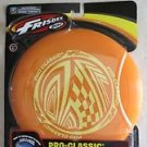 FRISBEE Disc Freestyle Sports 130 g Orange ages : 5+ Throwing outdoor toy gift