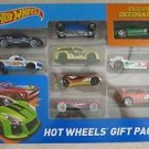 Matttel HOT WHEELS 9-CAR GIFT PACK Exclusive Decoration hotwheels car toy sport