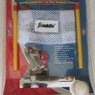 Franklin Sports Shoot N Score Batter Up Baseball 14520 spring loaded bat action