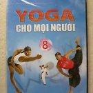 Yoga cho moi nguoi do Master Kamal DVD in vietnamese language tieng viet tap 8