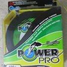 POWER PRO BRAIDED FISHING LINE 100 LB 150 YDS Hi-Vis Yellow Braid thinner NEW
