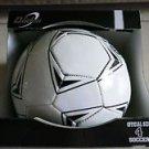 Baden Official Size 4 Soccer Ball White 4S-22 moisten needle safety soft valve