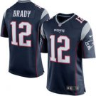 Tom Brady Jersey Nike Men's Sz.52 (XXL) Home Blue Patriots NFL NWT