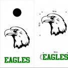 Eagles Cornhole Board Decals Stickers Sports Teams Mascots 2