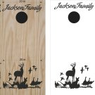 Duck Pheasant Cornhole Board Decals Stickers Graphics Wraps Bean Bag Toss Baggo