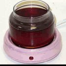 PINK CANDLE WARMER