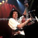 "Queen Guitarist Brian May 8""x10"" Color Concert Photo"