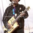 """Musician Bo Diddley """"Collectors"""" 8""""x10"""" Color Concert Photo"""