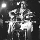 "Guitarist Al DiMeola 8""x10"" BW Concert Photo"
