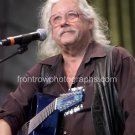 "Arlo Guthrie Color 8""x10"" ""Live"" Concert Photograph"