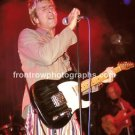 """The Fixx Cy Curnin 8""""x10"""" Color Concert Photo"""