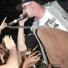 """Rapper Chris Webby 8""""x10"""" Color Concert Photo"""