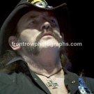"Motörhead Bassist Lemmy Kilmister 8""x10"" Color Concert Photo"