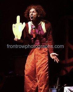 "Carrot Top Color 8""x10"" Concert Photograph"