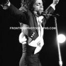 "Prince 8""x10"" Black & White Concert Photo"