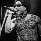 "Musician Lenny Kravitz 8""x10""BW Concert Photo"