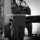 "Harmonica Player Norton Buffalo 8""x10"" BW Concert Photo"